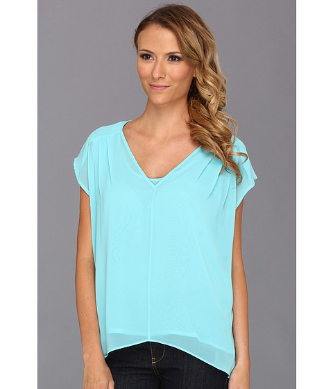 Bluze Kenneth Cole - Jules Top - Cyan Pool