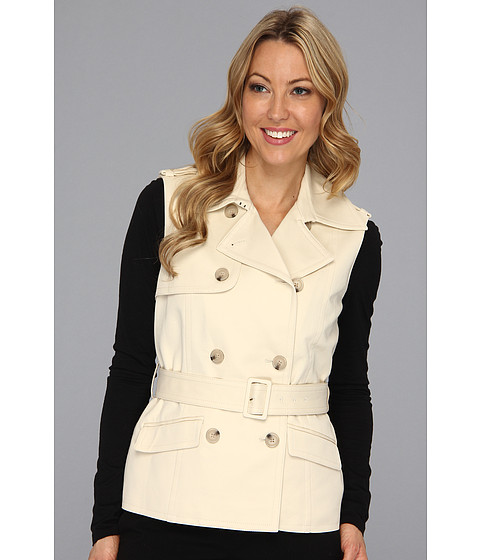 Jachete Anne Klein New York - S/L Trench Jacket - Jute