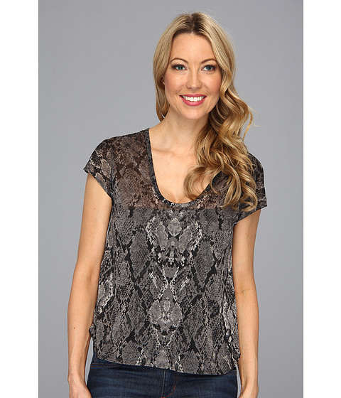 Bluze Kenneth Cole - Mika Top - Black Combo