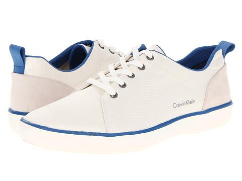 Adidasi Calvin Klein - Odin - White/Blue