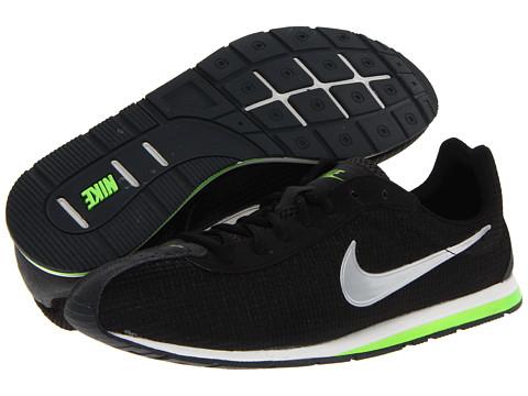 Adidasi Nike - Little Runner - Black/Anthracite/Flash Lime/Metallic Silver