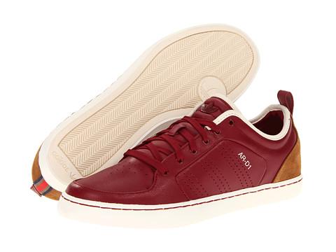 Adidasi Adidas Originals - ARD1 Lo - Cardinal/Cardinal/Chalk