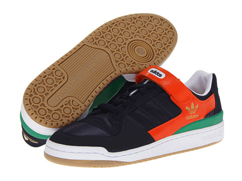 Adidasi Adidas Originals - Forum Lo - New Navy/Collegaite Orange/White