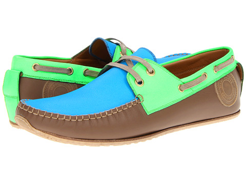 Adidasi Marc Jacobs - Boat Shoe - Green