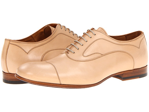Pantofi Alexander McQueen - Cap Toe Laced Up Oxford - Neoclassic