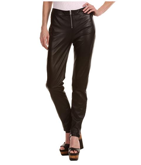 Pantaloni McQ - Zip Pant - Jet Black