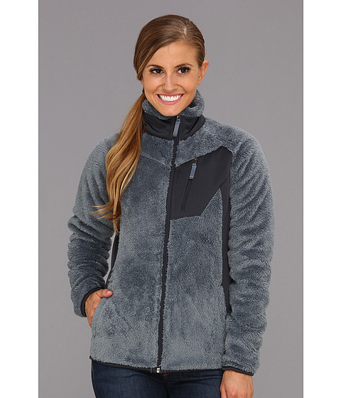 Jachete Columbia - Double Plush Sporty Full Zip - Mercury/India Ink