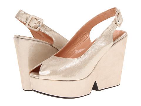 Pantofi Robert Clergerie - Dylane - Silver Dust