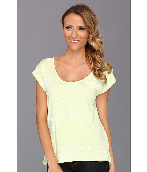 Tricouri Calvin Klein - Spray Lace Knit - Celery