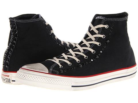 Adidasi Converse - Chuck Taylorî All Starî Studded - Black