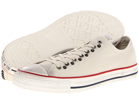 Adidasi Converse - Chuck Taylorî All Starî Studded Ox - White Cap Gray/Egret