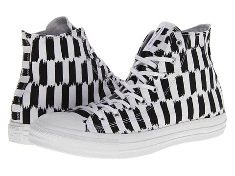 Adidasi Converse - Chuck Taylorî All Starî marimekkoî Ishimoto Hi Top - White/Black