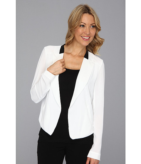 Jachete Kenneth Cole - Agustin Jacket - White/Black