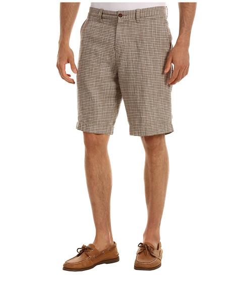 Pantaloni Tommy Bahama - Check Colada Short - Khaki