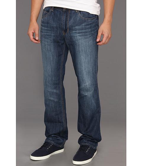 Pantaloni DKNY - Soho Straight Jean in Hastings Bleached Wash - Hastings Bleached Wash