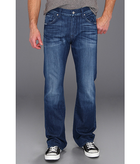 Blugi 7 For All Mankind - Brett Modern Bootcut in Mosby Creek - Mosby Creek