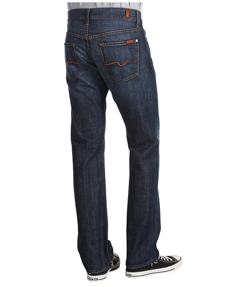 Blugi 7 For All Mankind - Standard Straight Leg in New York Dark - New York Dark