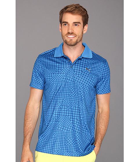 Tricouri PUMA - New Wave Polo - Brilliant Blue