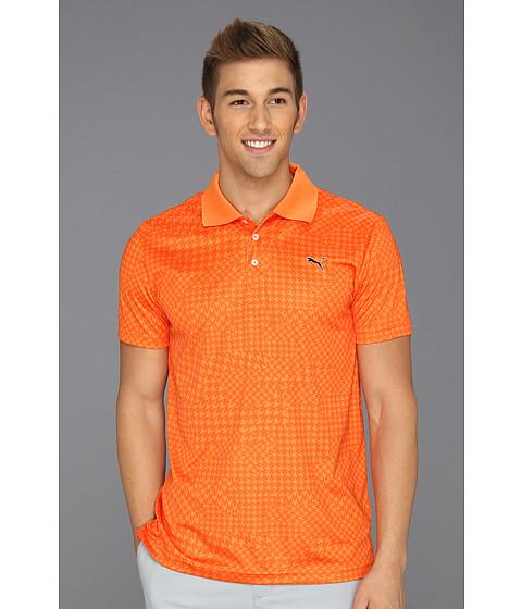 Tricouri PUMA - New Wave Polo - Vibrant Orange