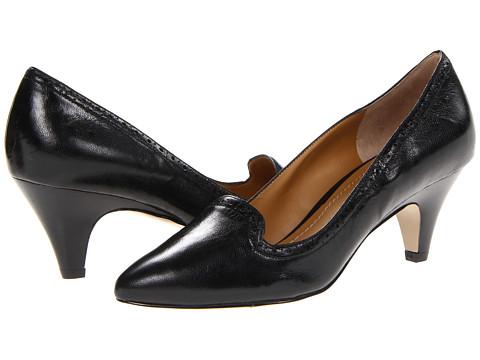 Pantofi Nine West - Alnela - Black Leather