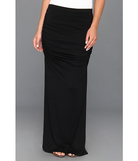 Fuste Culture Phit - Flow Maxi Skirt - Black
