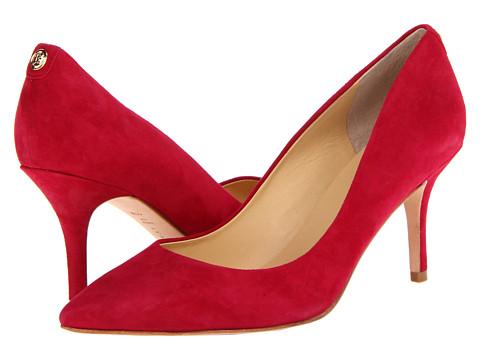 Pantofi Ivanka Trump - Natalie - Rose Red 1227
