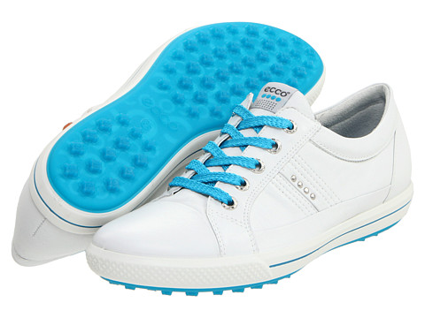 Adidasi ECCO - Golf Street - White