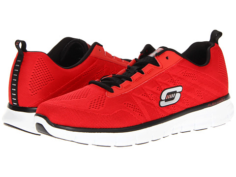 Adidasi SKECHERS - Synergy Power Switch - Red