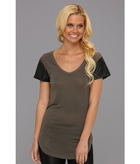 Tricouri Type Z - Cheri Top - Olive