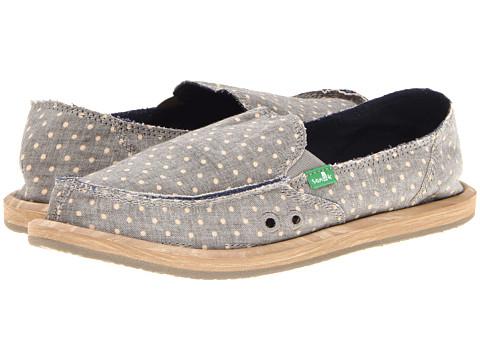 Pantofi Sanuk - Dotty - Blue