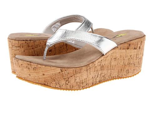 Sandale VOLATILE - Radius - Silver