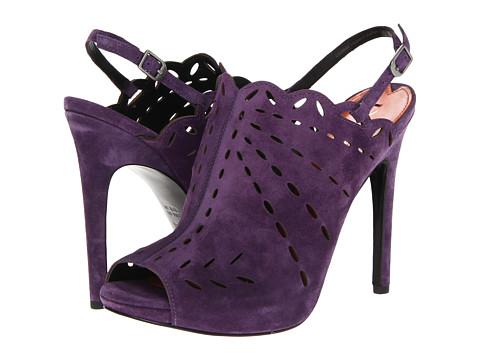 Pantofi Via Spiga - Nellie - Dark Violet Sport Suede