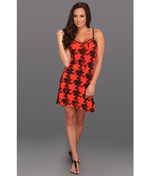 Rochii Fox - Recede Dress - Orange Flame