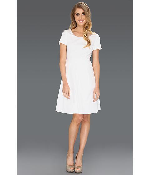 Rochii Elie Tahari - Glenda Dress - White 100