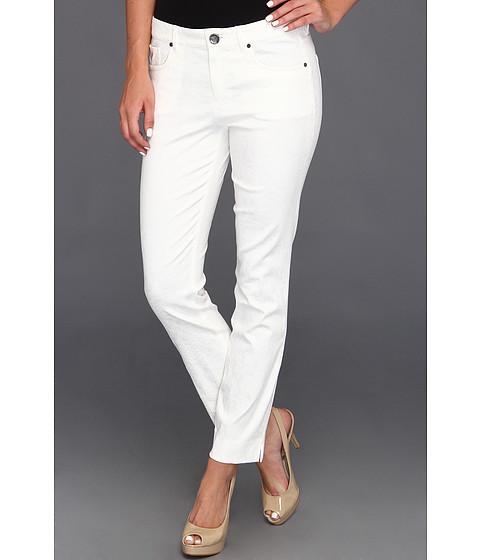 Pantaloni Elie Tahari - Ramona Jacquard Jean - Off White