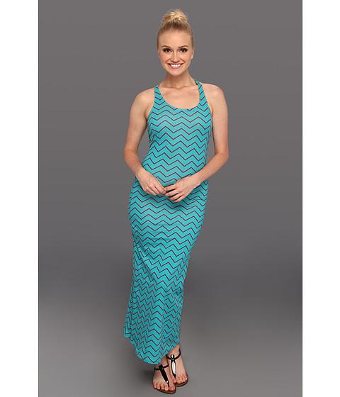 Rochii Vans - Rambling Maxi Dress - Lake Blue