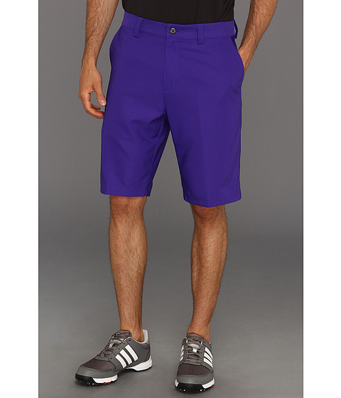 Pantaloni adidas - ClimaLiteî Flat Front Short - Blue Bonnet
