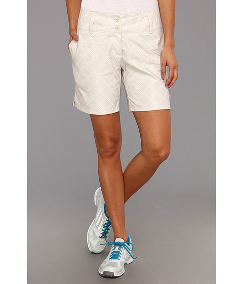 Pantaloni adidas - ClimaLiteî Diagonal Printed Short - Ecru