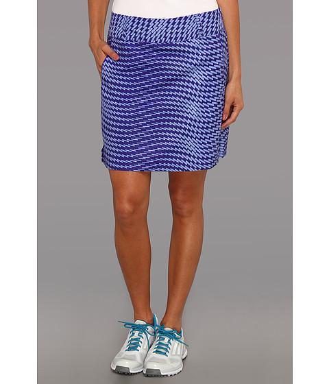 Pantaloni adidas - Climacoolî Printed Woven Skort - Bluebonnet