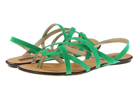 Sandale Lumiani - Fayne - Green