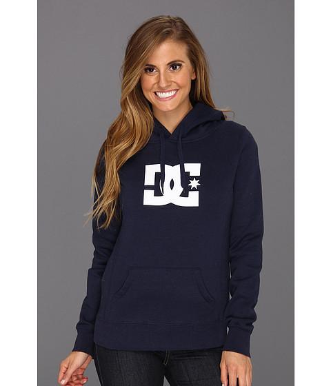 Bluze DC - Essential Star Pullover Hoodie - DC Navy
