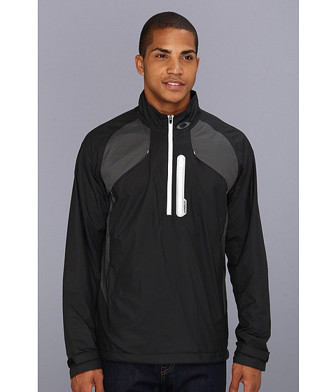 Jachete Oakley - 1/4 Zip Jacket - Jet Black