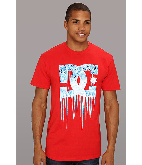 Tricouri DC - DCicile Tee - Athletic Red