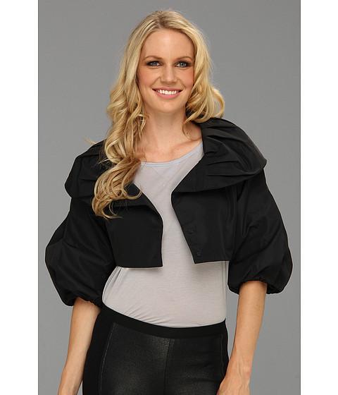 Jachete BCBGMAXAZRIA - Ajana Woven Jacket - Black