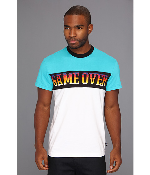 Tricouri ECKO - Game Over Better Tee - Hawaiian Blue