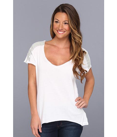 Tricouri Fox - Peel Out Top - White