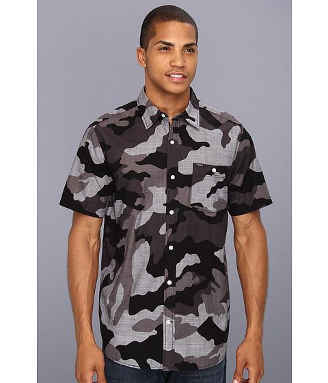 Tricouri Hurley - Rae Woven Shirt - Grey Camouflage