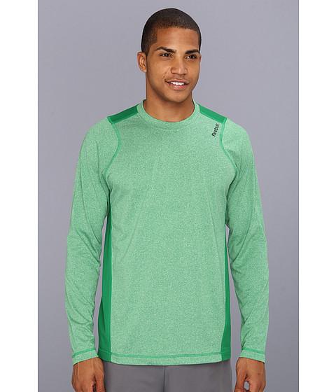 Bluze Reebok - Flex L/S Top - Goal Green