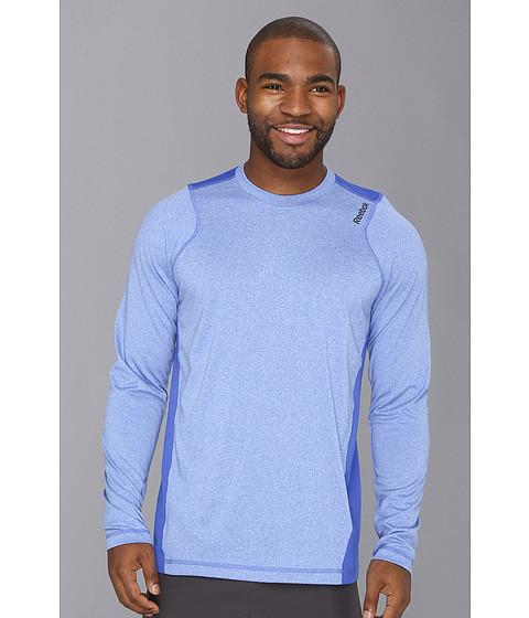 Bluze Reebok - Flex L/S Top - Vital Blue