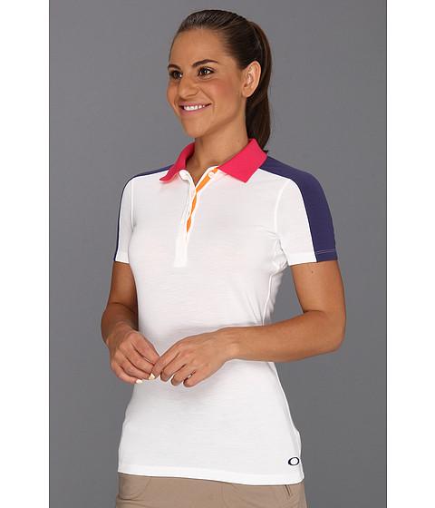 Tricouri Oakley - Fade Polo - White